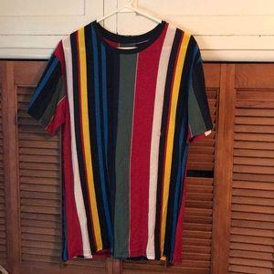 Vintage Striped PacSun Tshirt